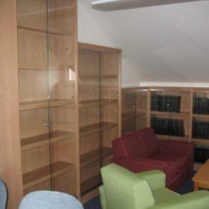 Johns Hopkins Hospital - Doctor's Lounge - Leisters Furniture